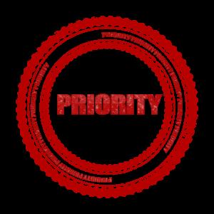 Priorität